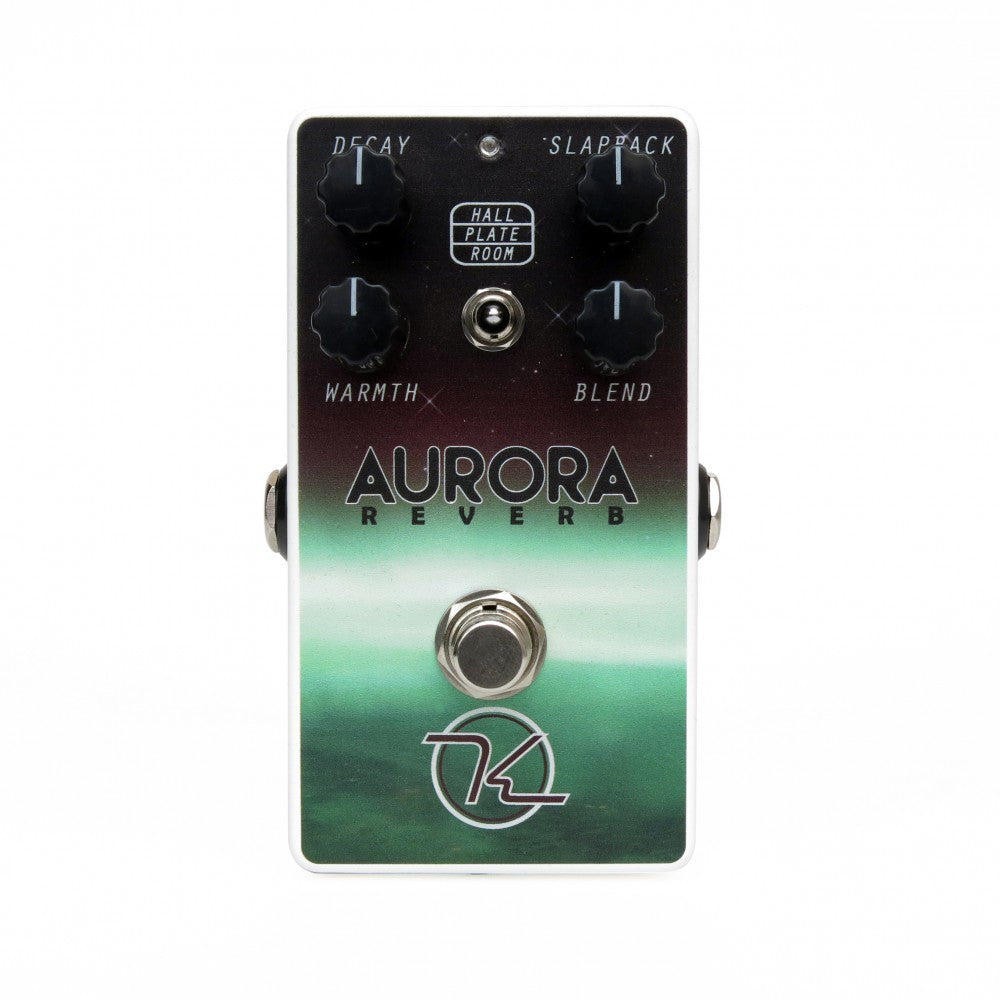 Keeley Aurora Digital Reverb Pedal