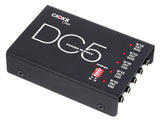 CIOKS DC5 POWER SUPPLY - 5 OUTLETS/9V 12V 18V DC ($159 USD)