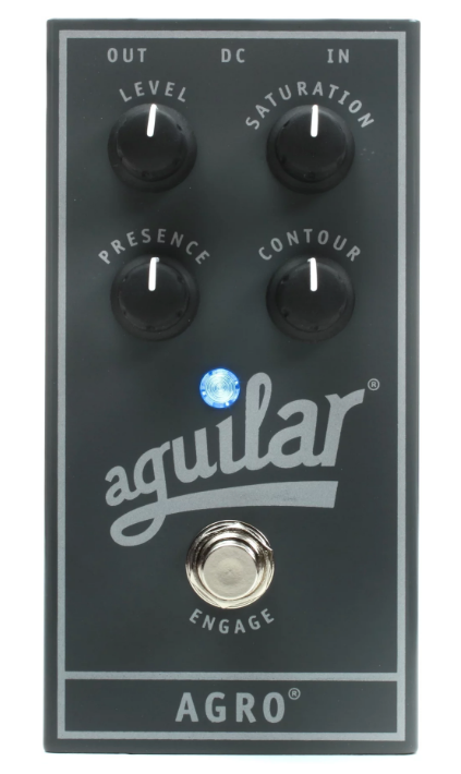 AGUILAR AGRO BASS OVERDRIVE PEDAL ($189 USD)