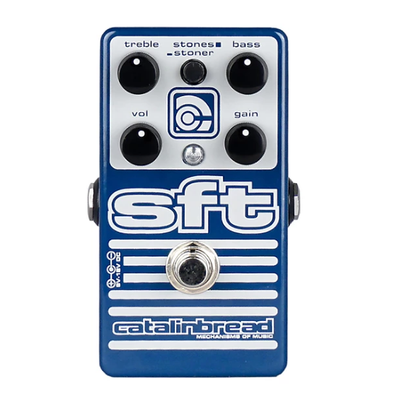 CATALINBREAD SFT AMPEG SOUND FLIPTOP PEDAL ($180 USD)