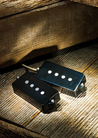 LOLLAR BASS 10-502-71 P-BASS SPLIT-COIL PICKUP