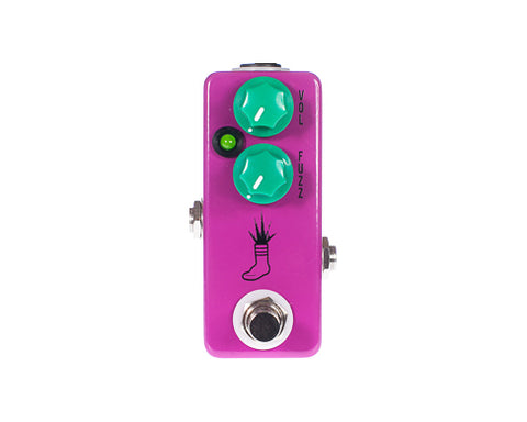 JHS MINI FOOT FUZZ 1X3 SILICON FUZZ ($135 USD)