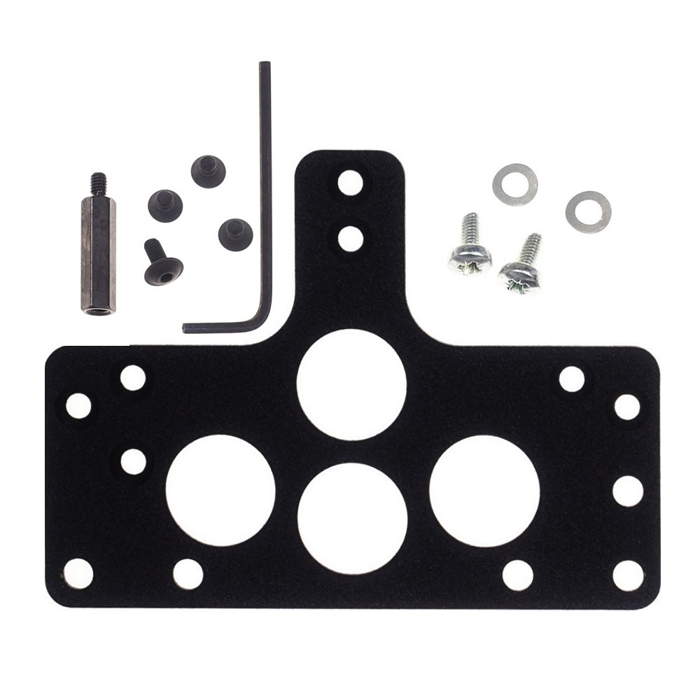 CIOKS MB18S PEDAL TRAIN MOUNTING BRACKET FOR DC8, DC10 OR AC10, PP10 (VER. 1.1 OR 1.2)