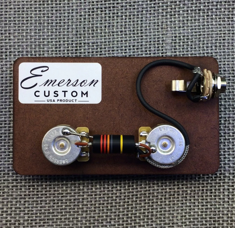 Emerson Les Paul Junior Pre-Wired Kit