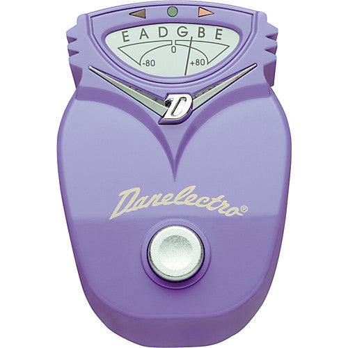 Danelectro Chromatic Tuner Pedal