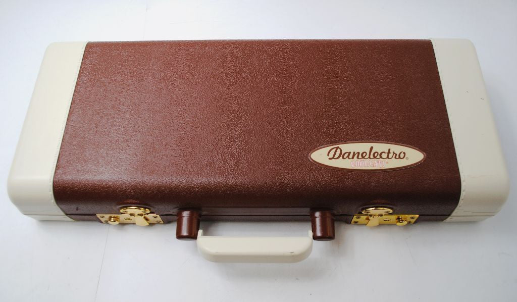 Danelectro Cool Cat Pedal Board and Carry Case