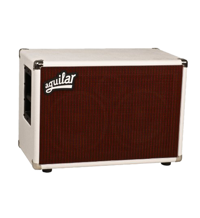 Aguilar DB210 Cabinet - White Hot