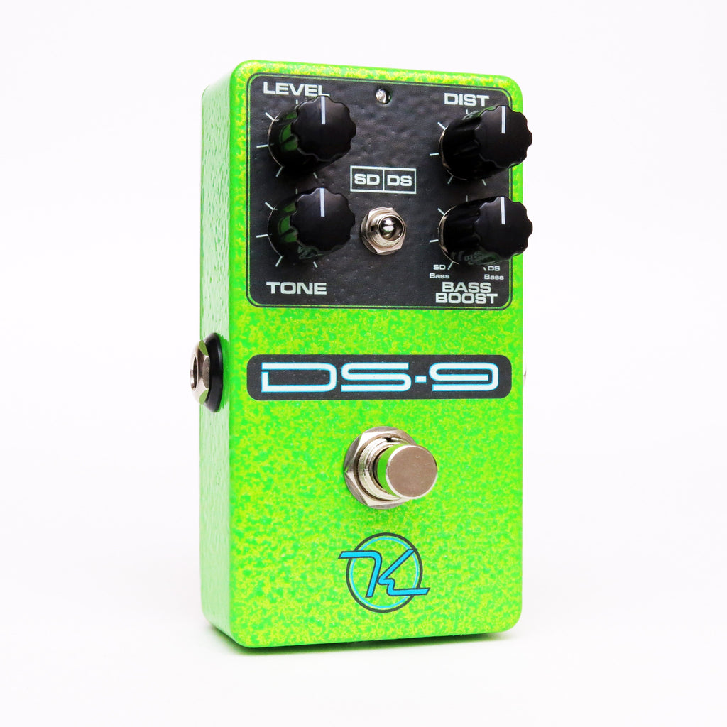 Keeley DS-9 Distortion Pedal