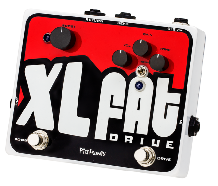 Pigtronix Fat Drive XL