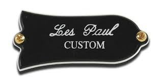 Gibson Les Paul Custom Truss Rod Cover