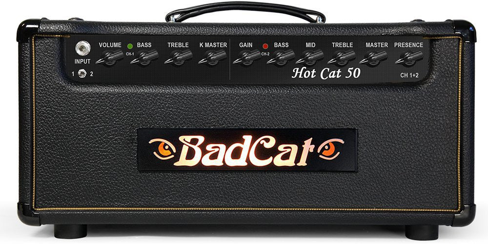 Bad Cat Hot Cat 50