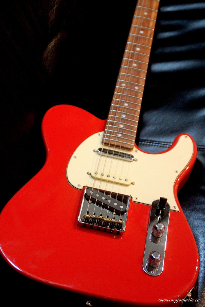 G&L USA ASAT Classic 'S' Alnico - Fullerton Red (CLF1707207)