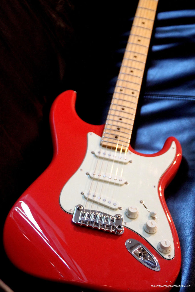 G&L USA Legacy - Fullerton Red (CLF1707208)