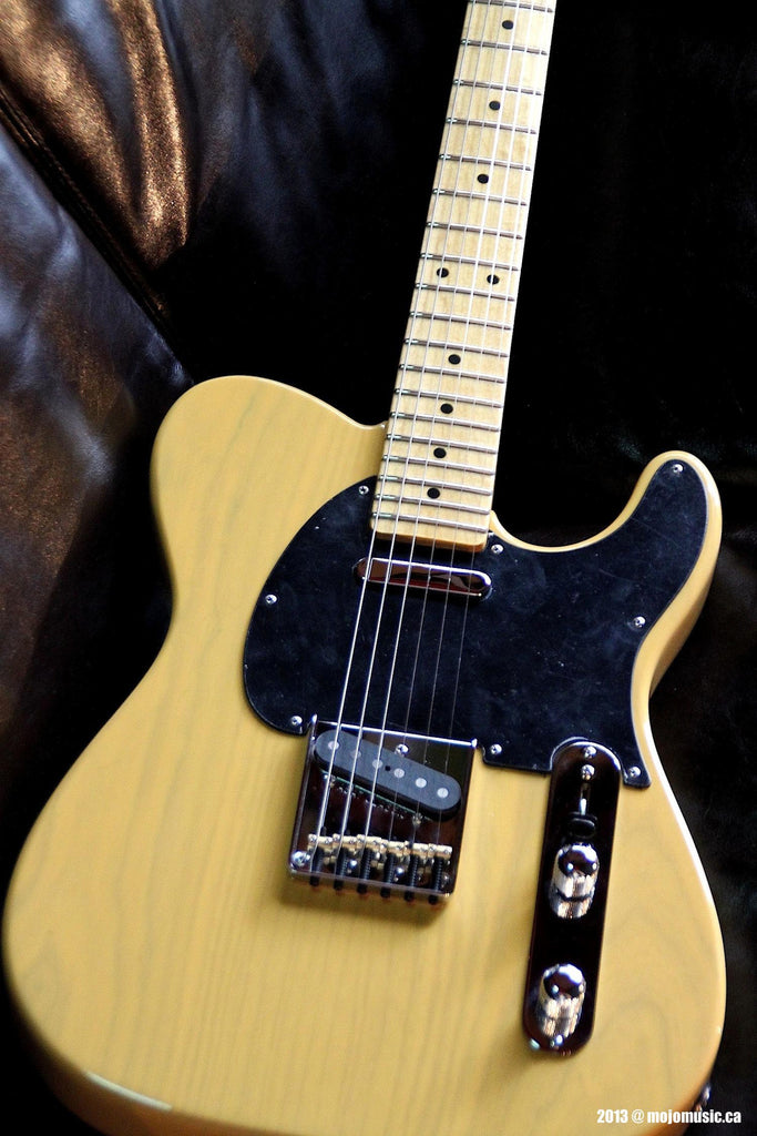 G&L USA ASAT Classic Alnico - Butterscotch Blonde