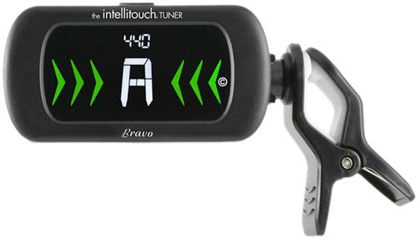 Intellitouch PT50 'Bravo' Clip-On Tuner