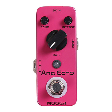 Mooer MAD1 Ana Echo Analog Delay