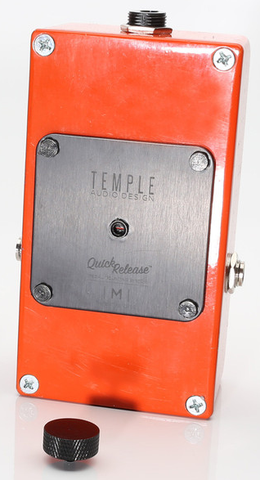 Temple Audio Quick Release Pedal Plate With Screw Medium