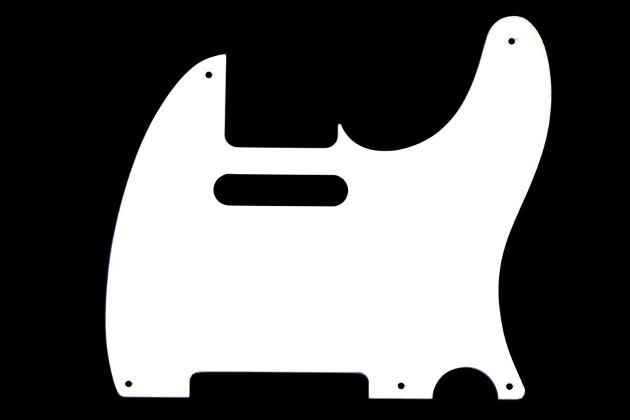 Allparts White Pickguard for Telecaster®