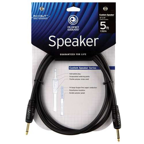 Planet Waves 5' Speaker Cable