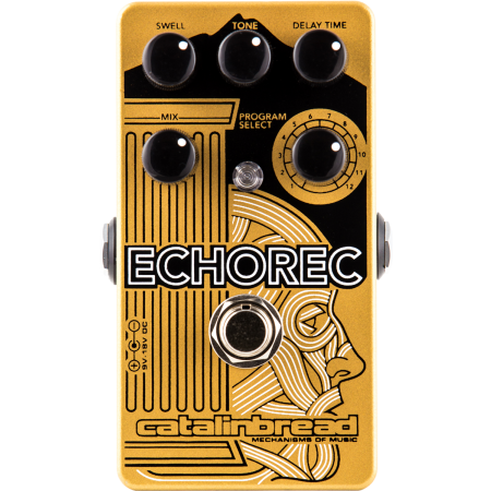 Catalinbread Echorec Multi-Head Echo Pedal