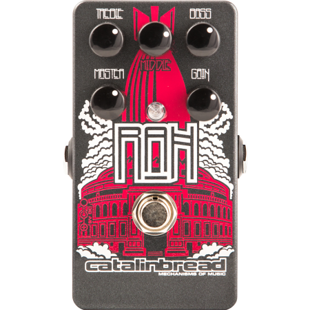 Catalinbread RAH (Royal Albert Hall) Jimmy Page Hiwatt Amp Style Pedal