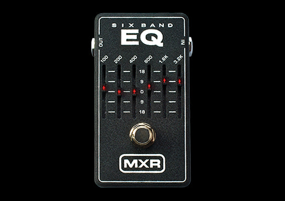 Six Band Graphic EQ