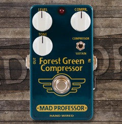 Mad Professor Forest Green Compressor Factory