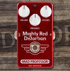 Mad Professor Mighty Red Distortion Factory