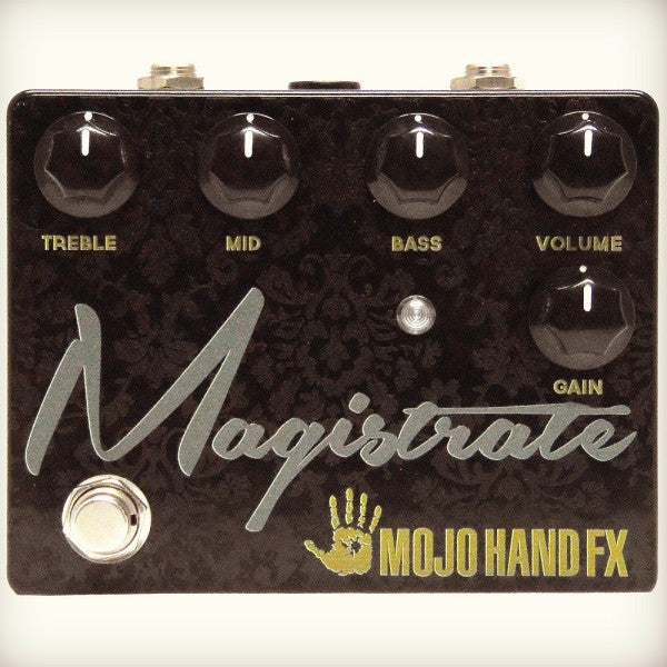 Mojo Hand FX Magistrate Distortion