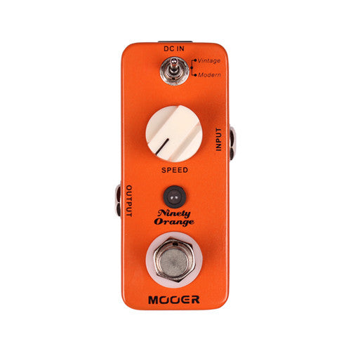 Mooer MPH1 Ninety Orange Phaser