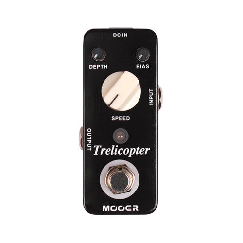 Mooer MTR1 Trelicopter Optical Tremolo