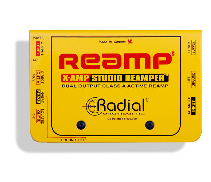 RadialX-Amp Active Re-Amplifier