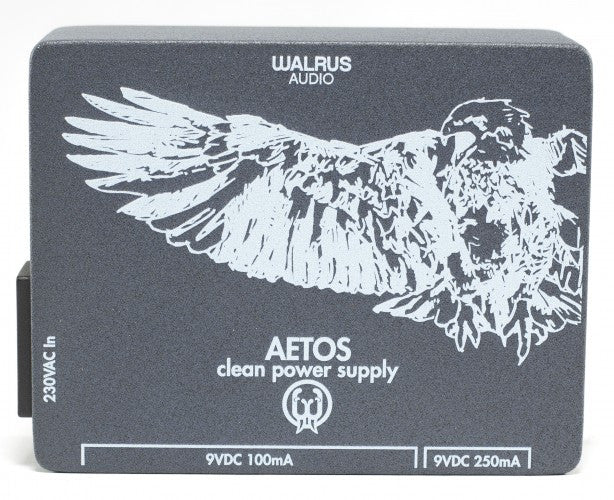 WALRUS AUDIO AETOS 230V CLEAN POWER SUPPLY ($169 USD)