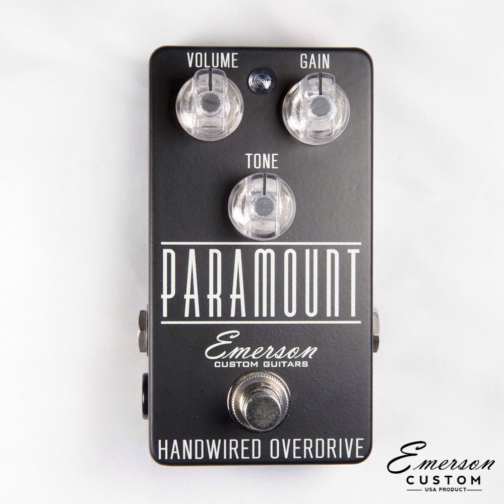 Emerson Paramount Overdrive Pedal