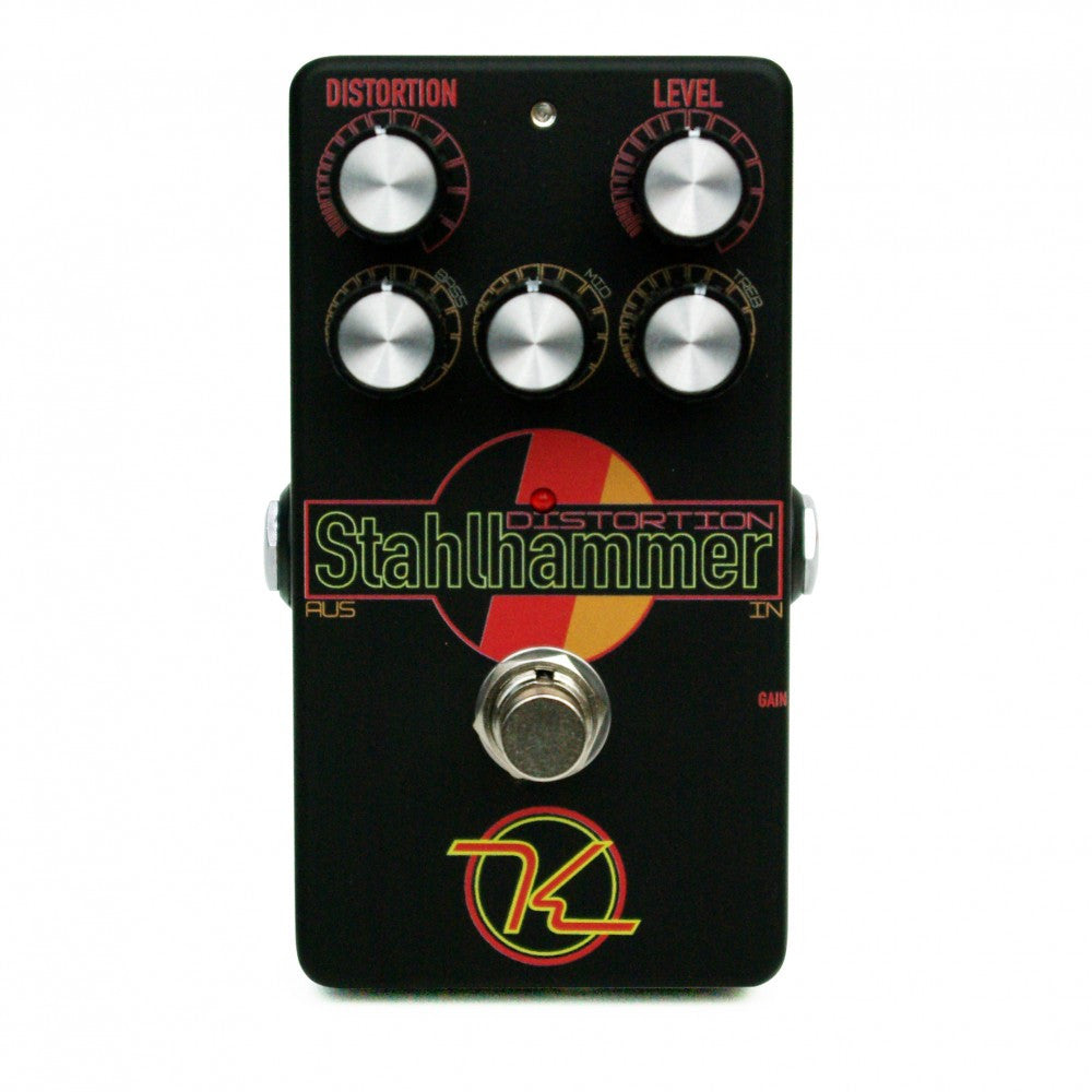 Keeley Stahlhammer Distortion Pedal