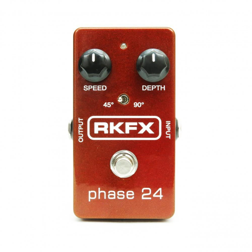 KEELEY PHASE 24 2/4 STAGE PHASER