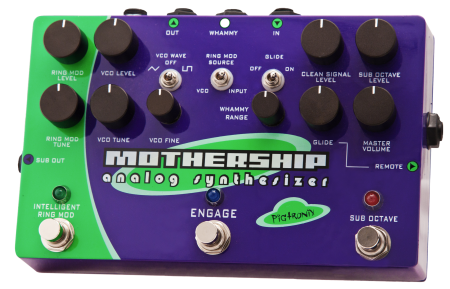 Pigtronix Mothership Synthesizer