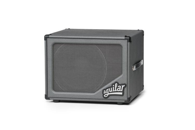 Aguilar SL112 Super Light Bass Cabinet - 2018 Limited Edition Dorian Gray