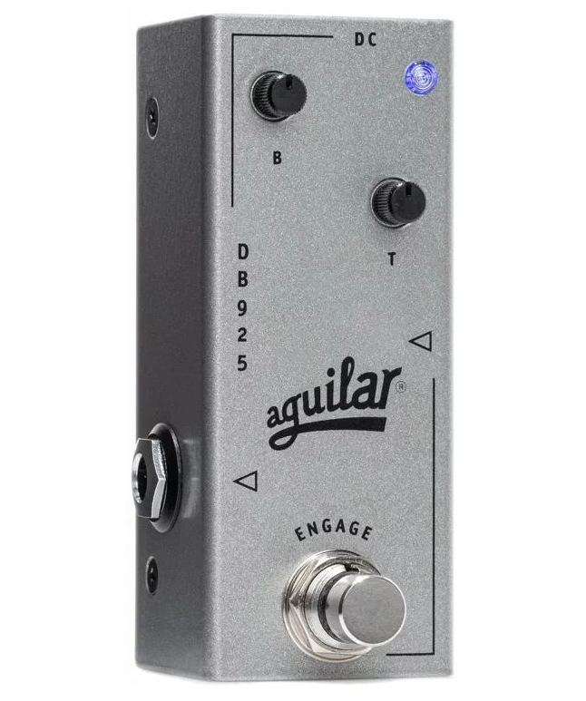 AGUILAR DB925 BASS PREAMP PEDAL ($149 USD)