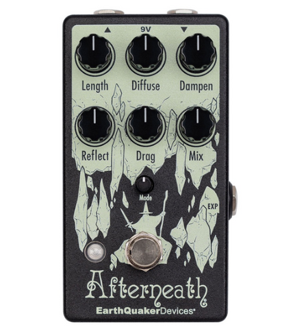 EARTHQUAKER DEVICES AFTERNEATH V3 ENHANCED OTHERWORLDLY REVERBERATION MACHINE ($199 USD)