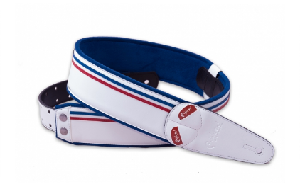 RIGHTON! STRAPS STEADY MOJO STRAP - RACE WHITE