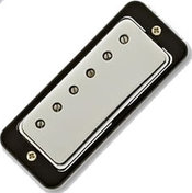 LOLLAR MINI HUMBUCKER PICKUP RING - BLACK