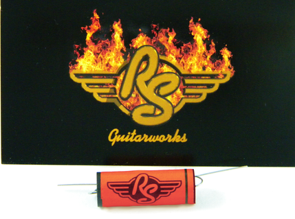 RS Guitarworks Vintage RS GuitarCap Paper In Oil .047