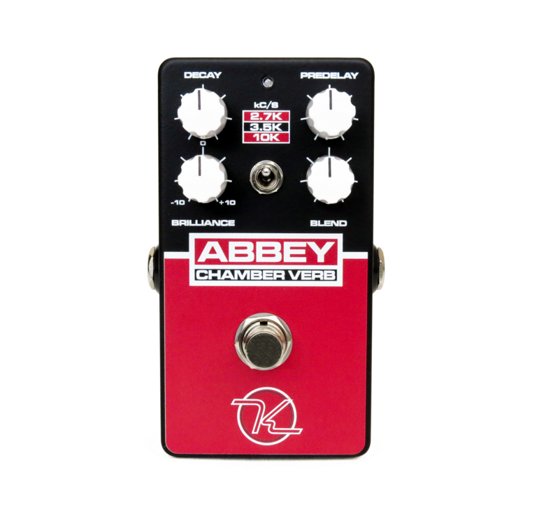 Keeley Abbey Road Reverb Pedal