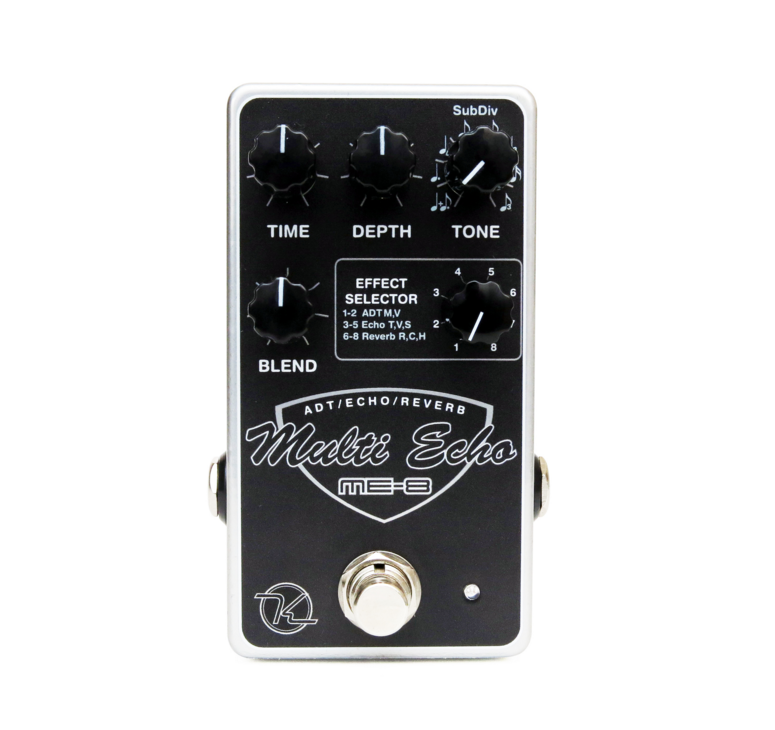 Keeley ME-8 Multi-Echo Pedal