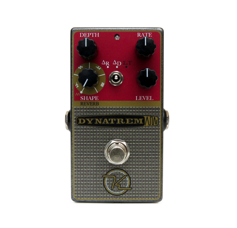 Keeley Dynatrem Dynamic Tremolo Pedal