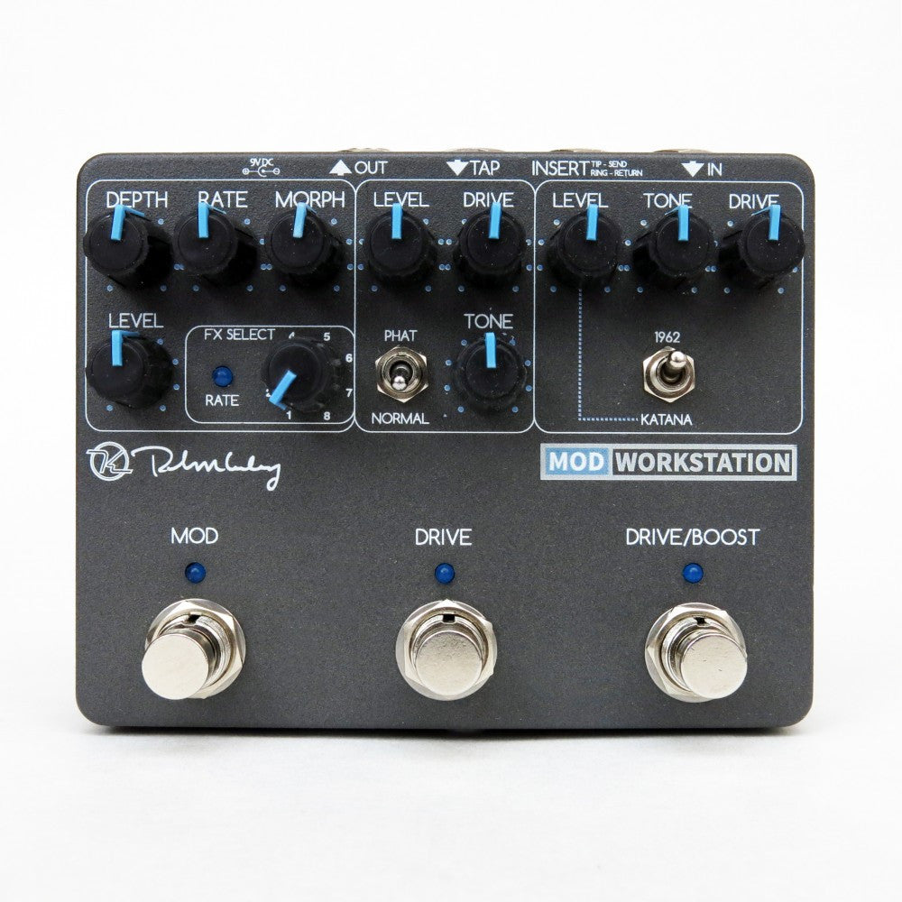 Keeley Mod Workstation Pedal