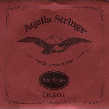 Aquila 85U Red Series Concert Ukulele Strings (GCEA Tuning)
