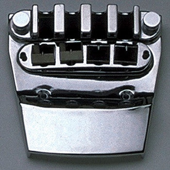 Allparts Bass Bridge & Tailpiece For Rickenbacker Bass - Chrome