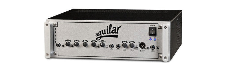 AGUILAR DB751 HYBRID HEAD ($2395 USD)